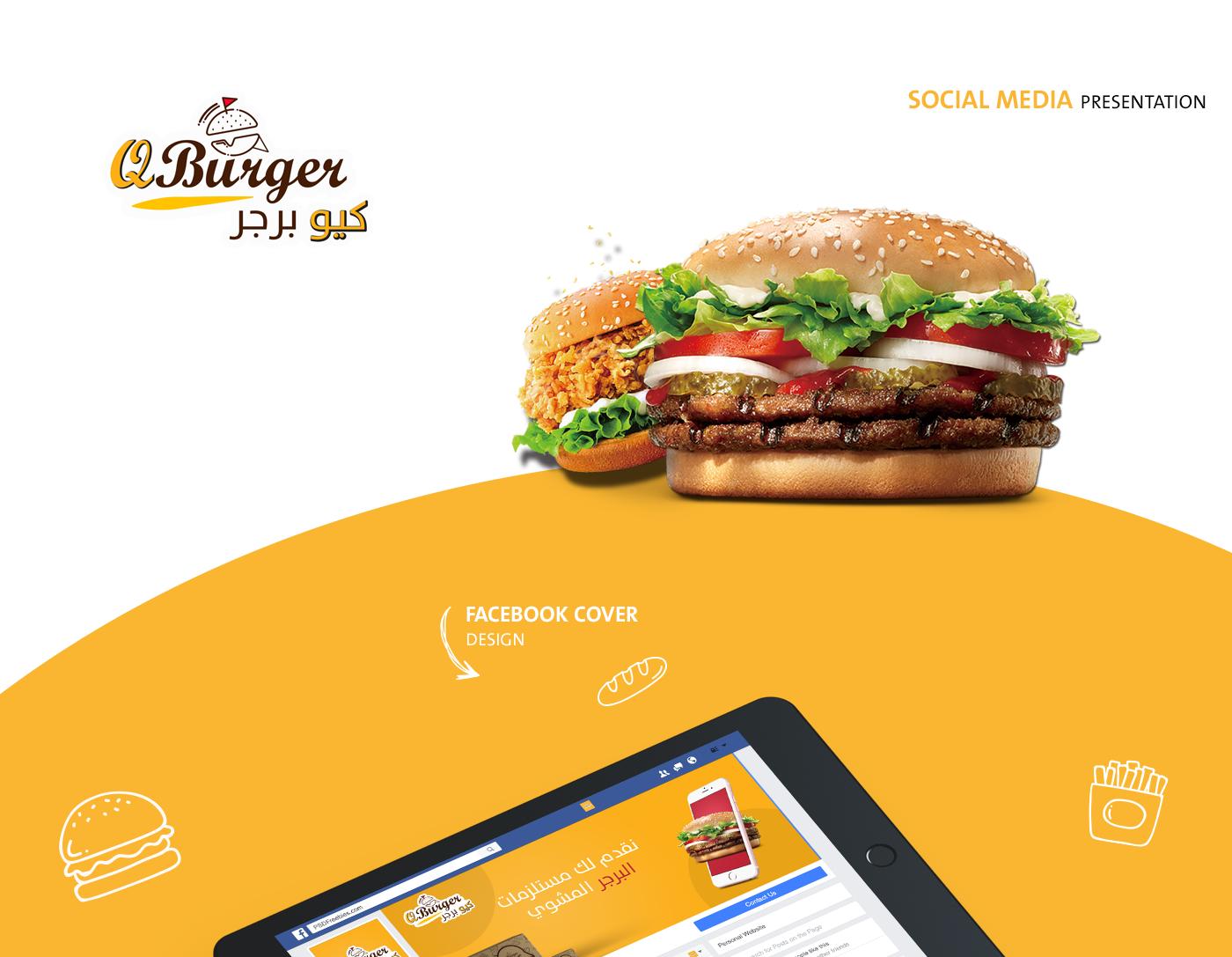 Q-Burger-SocialMedia