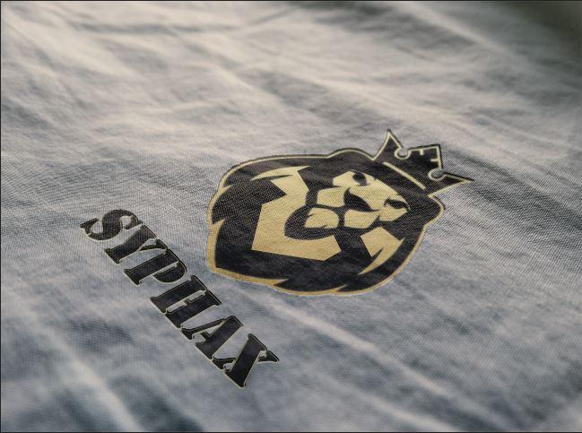 تصميم شعار لشركة ملابس (syphax)