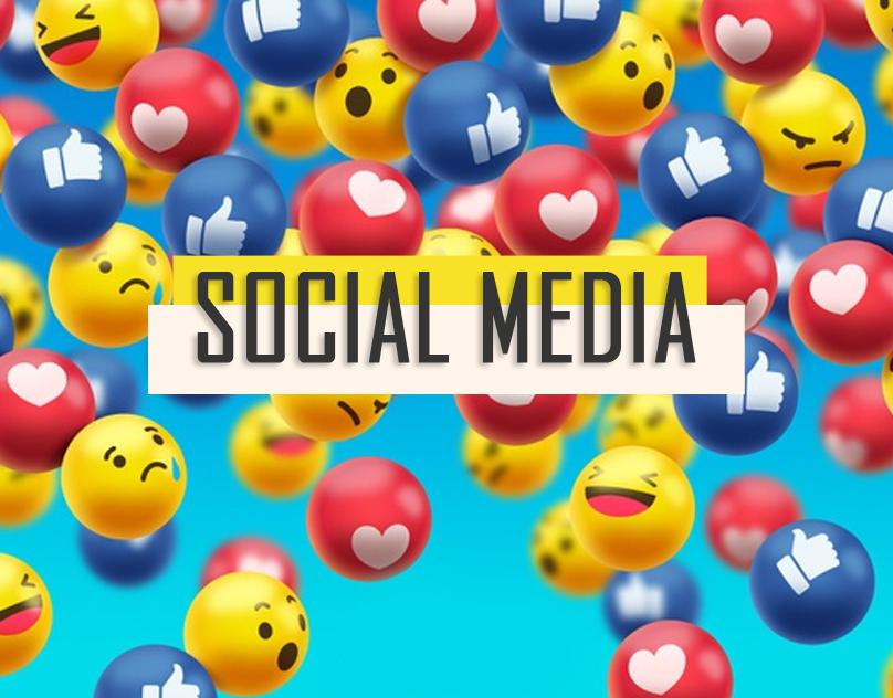 تصميم إعلانات - Social media