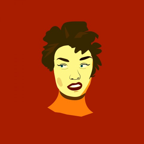 رسم الوجوه و غيرها اليستراتور و فوتوشوب