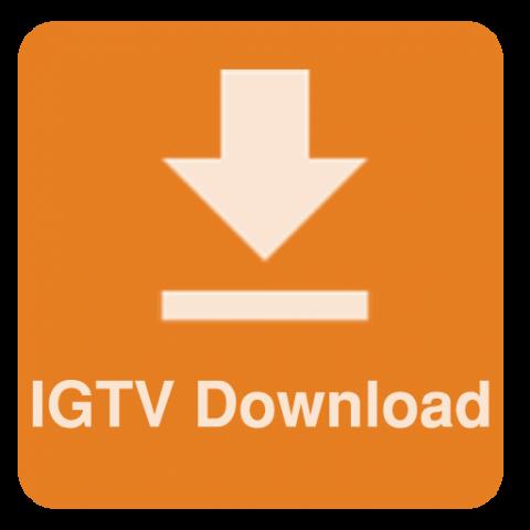 تطبيق تحميل الفيديو من IGTV