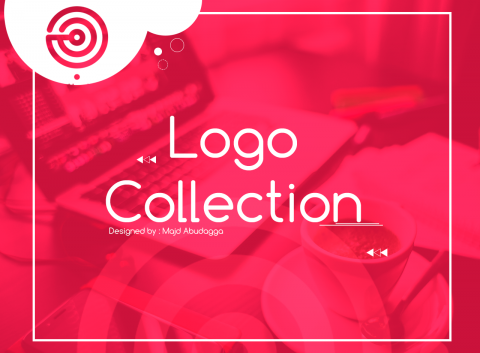 A collection of logos that you have designed