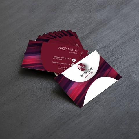 Logo & Business cards for Architectural firm