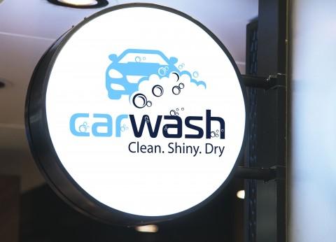 Logo Design For Car washing