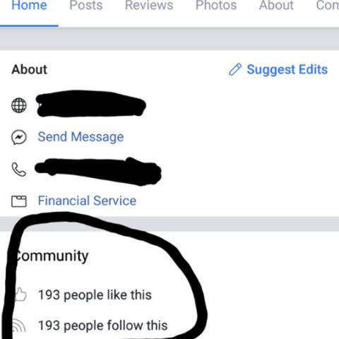 نتائج حملة تسويقية لصفحة فيسبوك في يوم واحد
