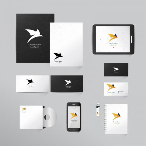 branding design Dream Maker