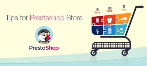 إنشاء موقع للتجارة الإلكترونية على بريستاشوب prestashop