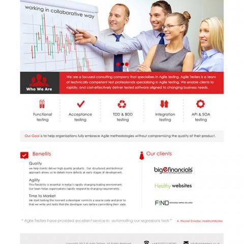 agile testers website