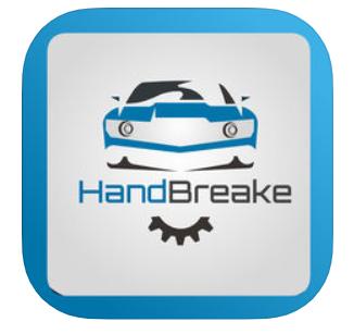 Handbreak (تطيبق IOS)