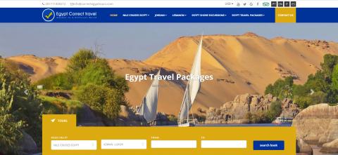 Correct Egypt (تطبيق ويب)