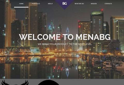 موقع لشركة اماراتية متخصصة فى توكيلات المنتجات العالمية