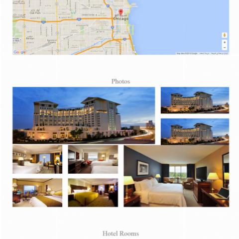 موقع فندق