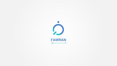 Fawran logo design
