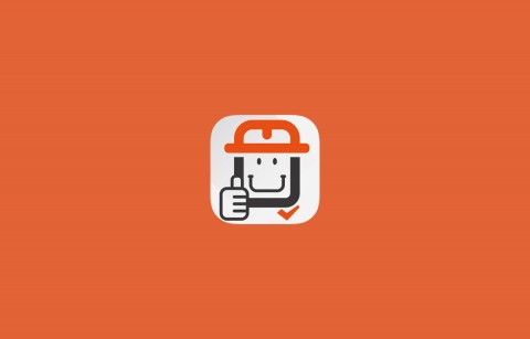 تطبيق حل لخدمات الصيانة Ui/Ux