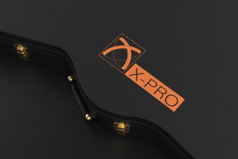 شعار  x pro