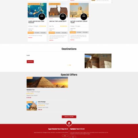 Insight Tours Egypt ( موقع سياحة )