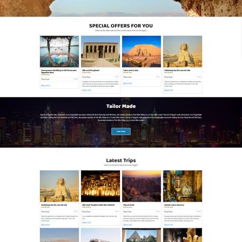Egypt Travel Corner ( موقع سياحة )