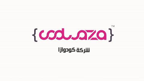 تصميم هوية تجارية لشركة كودوازا