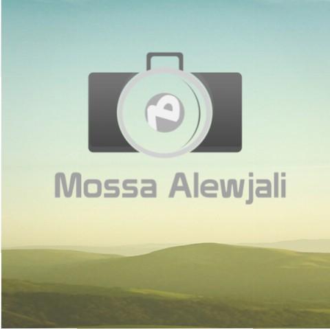 تصميم شعار لمصمم فتوغرافي