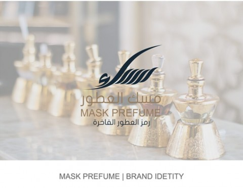 Professional Branding identity for MASK PREFUME
