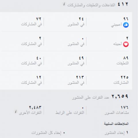 نشر اعلان في اضخم الجروبات الاعلانية والتسويقية والتجارية السعودية في الفيسبوك ووصول الاعلان الى عشرات الالاف