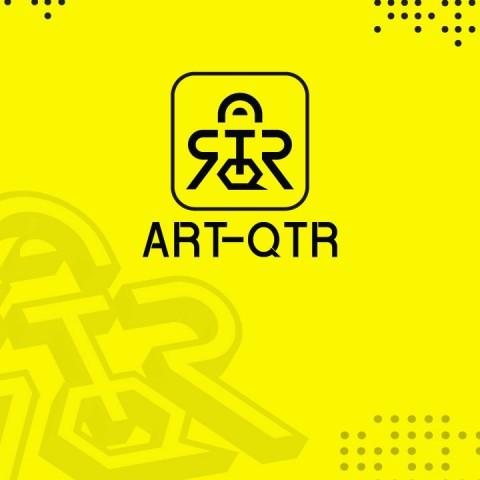 شعار (Qtr art) على سناب شات