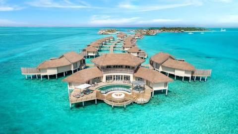 السياحة في جزرالمالديف