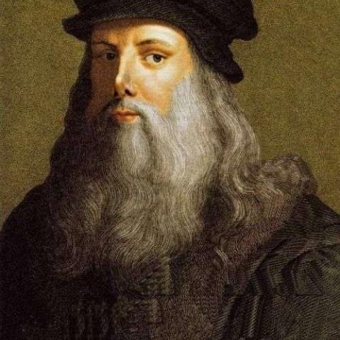 قصة حياة الفنان ليوناردو دافنشي