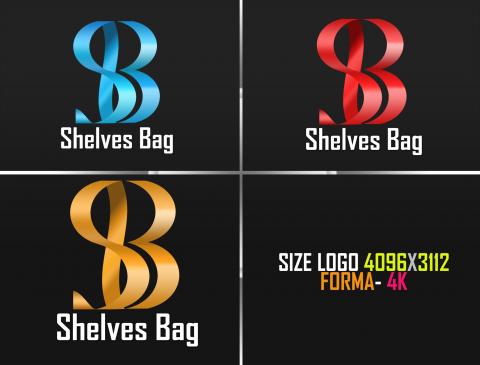 شعار شركـة shelves bag