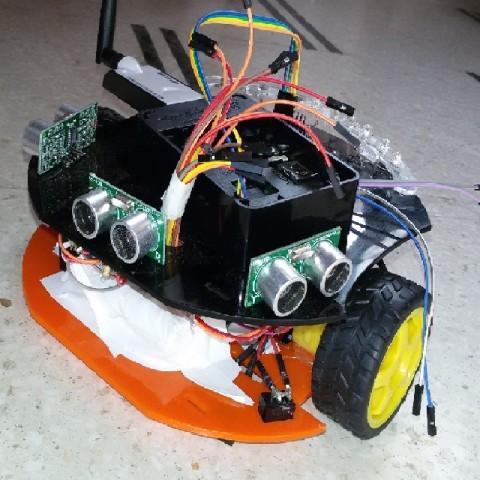 Autonomous Robotic Car