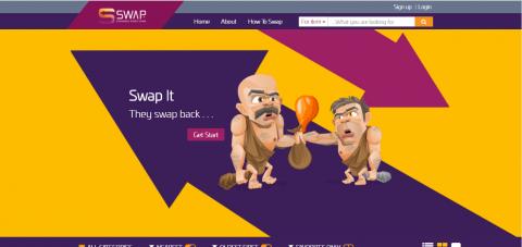 موقع شركة سواب للبيع الإلكتروني