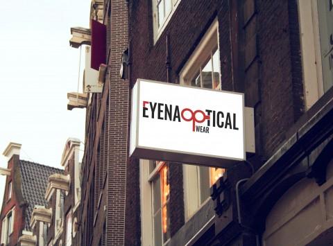 شعار محل نظارات