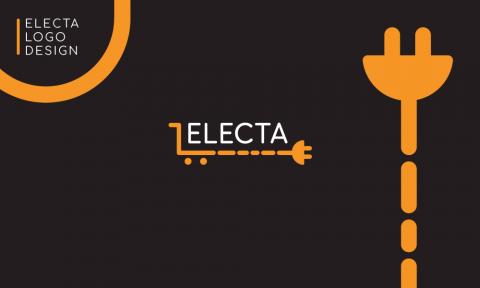 تصميم شعار ELECTA