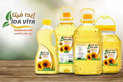 IDA VITA (sunflower Oil(