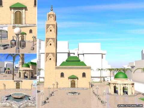 مشروع جامع مغربي