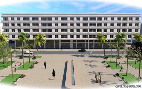 مشروع إقامة سكنية