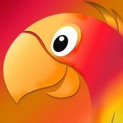 Parrot Chat: Translation chat