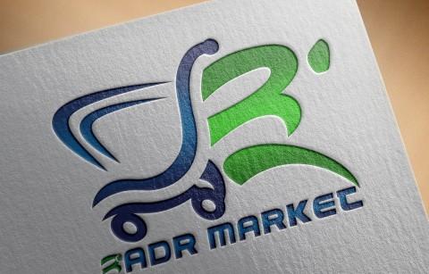 تصميم شعار وهوية أسواق البدر