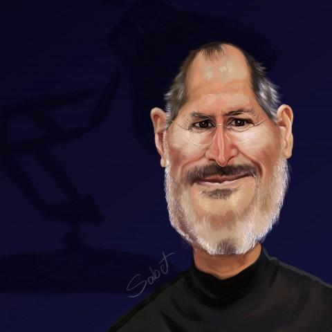 ستيف جوبز Steve Jobs