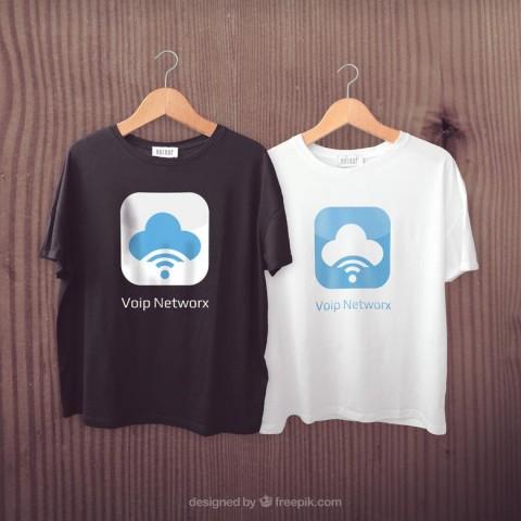 تصميم شعار لشركة انترنت وايرلس