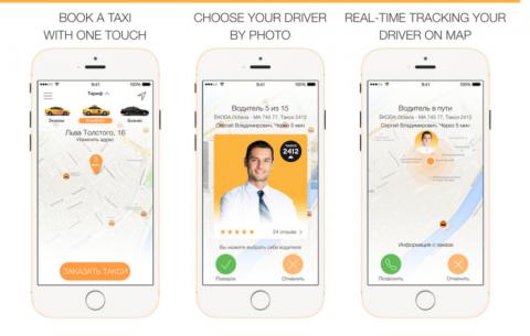 (Taxi App (freelance