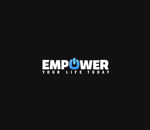 تصميم شعار   EMPOWER