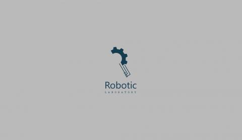 هوية Robot Lab