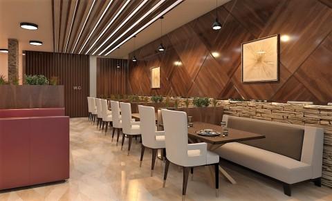 مطعم بالسعودية