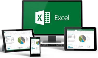 العمل بملفات Excel إنشاء، تعديل ، إدخال بيانات