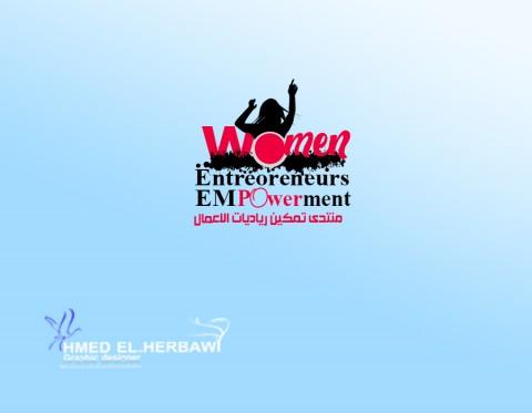 ( تمكين رياديات الاعمال  )  women Entrepreneurs