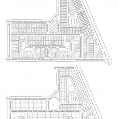 عمل تصميمات معمارية 3d,2d  بالابعاد الثلاثة والثنائية واللوحات الهندسية