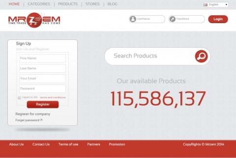 Mrzem(E-Commerce)