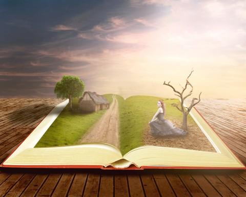 دمج كتاب