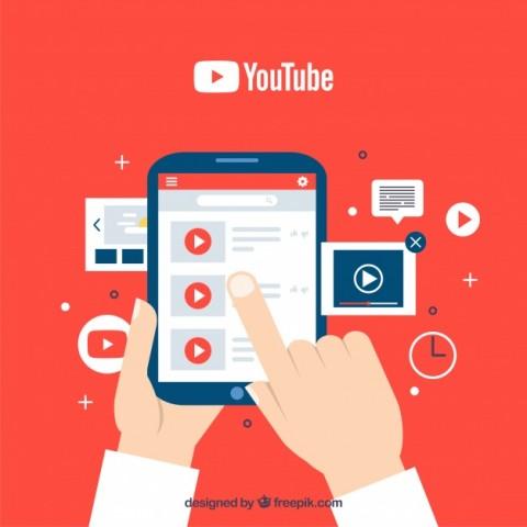 اعداد يوتيوب  SEO  لتصدر الفيديو محركات البحث